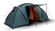 Кемпинговая 6 местная палатка Trimm Comfort (Чехия) состояние новой
