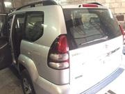 крышка багажника на Тойота прадо 120.Разборка Тойота прадо 120