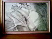 Рисую картины карандашём