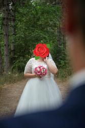 Продам свадебное платье!+подарок)