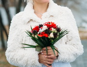 Свадебная шубка