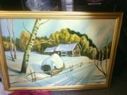 продам 2 картині по 200 грн.
