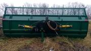Отвал(лопата) для уборки снега на импортный трактор Джон Дир,  Massey