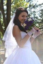 Продам СРОЧНО свадебное платье Жемчужная роса