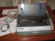 Принтер матричный Epson FX-890.