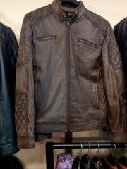 Продам кожаную куртку (натуральная кожа)