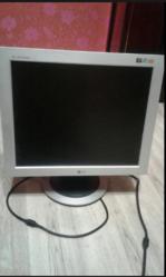 Продам монитор б/у  LG ,  FLATRON  L1730B