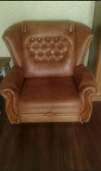 продам кресло - кровать б/у