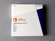 Microsoft Office 2013 Pro 32-bitx64 Russian CEE Only EM DVD вскрытый
