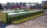 Жатка для уборки подсолнечника ЖСБ-9.2 Sunfloro  аналог Zaffrani