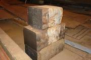 Поковки прямоугольные  сталь  20ХН3МФА