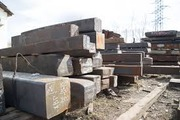 Поковки прямоугольные  сталь  34ХН3МА
