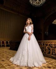 Свадебное платье by DOMINISS