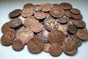 Куплю монеты старинные,  Украины,  России,  СССР,  Продам.