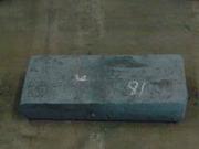 Поковки прямоугольные сталь 3 (для рельсового транспорта)