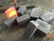 Поковки прямоугольные сталь ШХ15 (конструкционная подшипниковая)