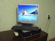 Компьютер 4 ядра 8Gb Игровая видеокарта