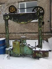 Продается пресс гидравлический 60-ти тонный производства США 1903 года