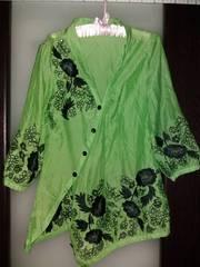 Рубаха от GUCCI с вышивкой
