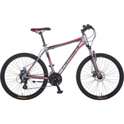 Crosser Grim - горный алюминиевый велосипед | Комплектация Shimano