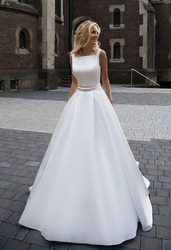 Свадебное платье oksana mukha robin