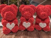 Купить, продам   мишку   из 3D роз (TEDDY BEAR) в Запорожье