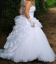 Свадебное платье Запорожье