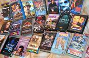 Видеокассеты с крутыми фильмами. Заберите почти даром!