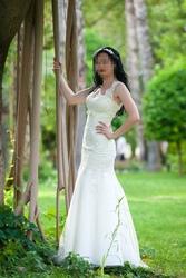 Продам счастливое свадебное платье.