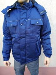 Куртки зимние рабочие и костюмы - продажа от производителя в Запорожье