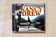 Игровой диск Нэнси Дрю: Туманы острова Лжи