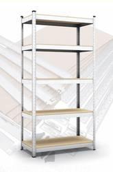 Металлические стеллажи,  металлическая мебель