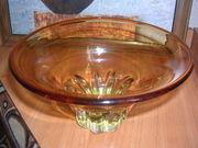 Стеклянные вазы необычного дизайна