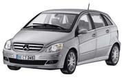 Mercedes-Benz B-CLASS, W245 1:18,  SILVER