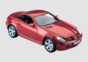 Коллекционная модель Mercedes-Benz SLK-Class 1/18