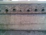 Бетон, Плиты перекрытия, фундаментные блоки
