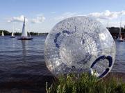 Зорб,  Водный Гиппер-Роллер,  Водный шар